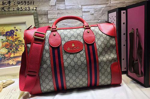 Gucci行李袋459311 整体看上去既年轻又时髦